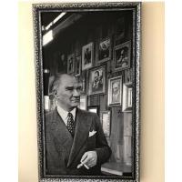 Çerçeveli Tablo Atatürk